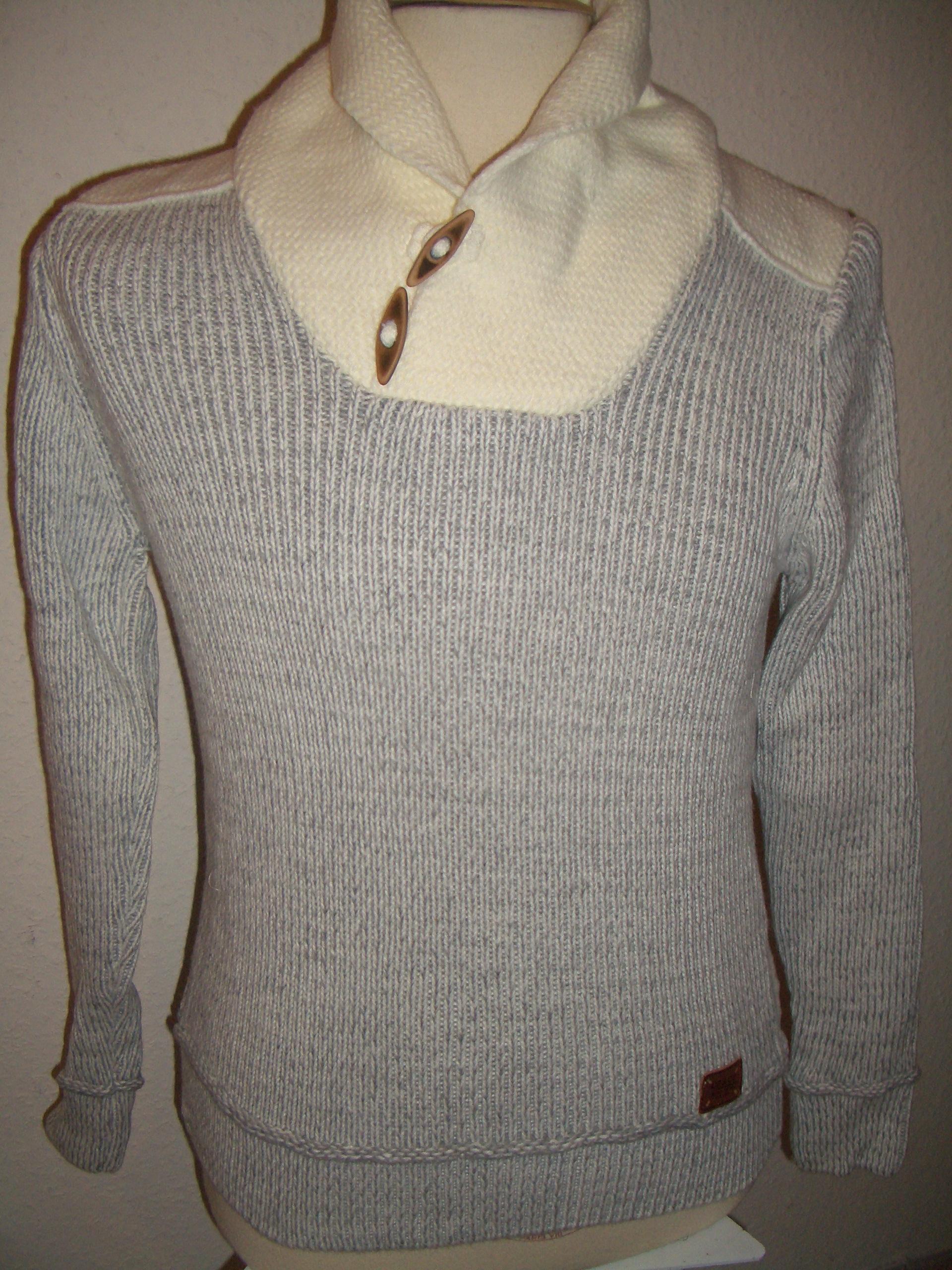 Shirt-Galerie - Modischer Herren-Pullover mit Schalkragen cc0b4dd6fe